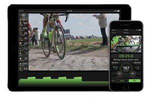 To support the new smart control units Kinetic has also released its own training app