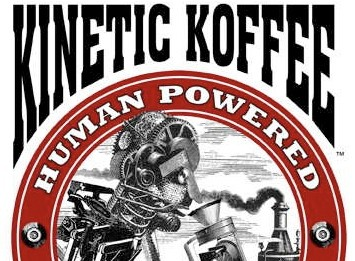 Kinetic Koffee has partnered with World Bicycle Relief.