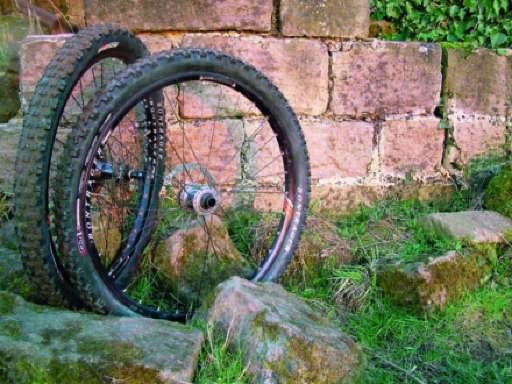Bontrager King Earl Wheelset