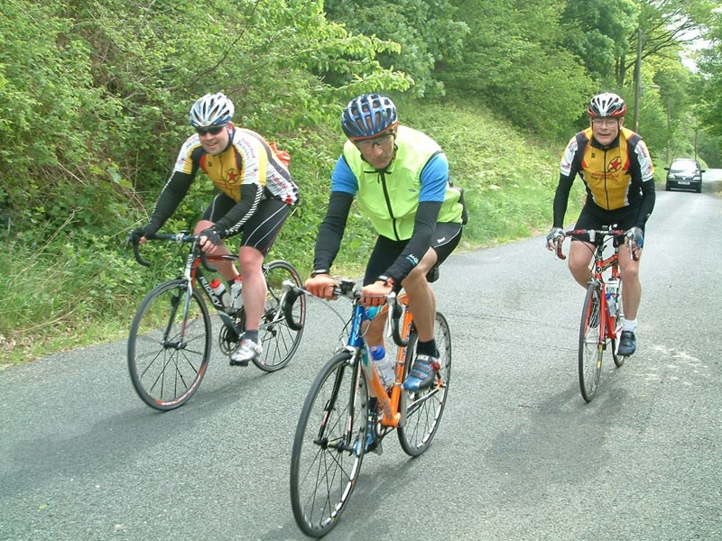 The Kirklees Sportive takes in challenging climbs and great scenery