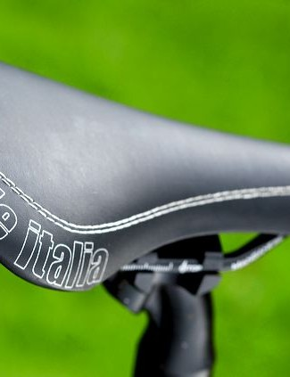 Selle Italia Filante complete with manganese rails