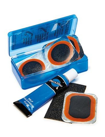 Puncture repair kits — never leave home without one