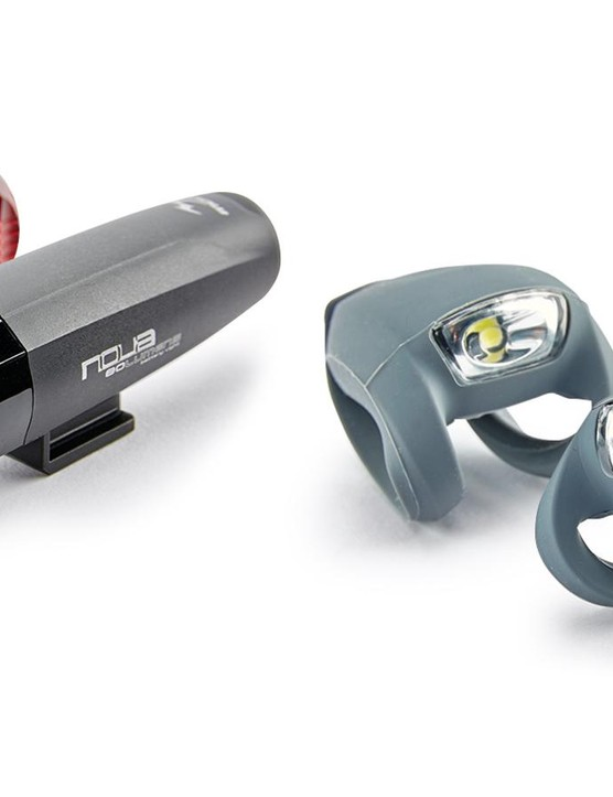 See and be seen with a good quality set of lights