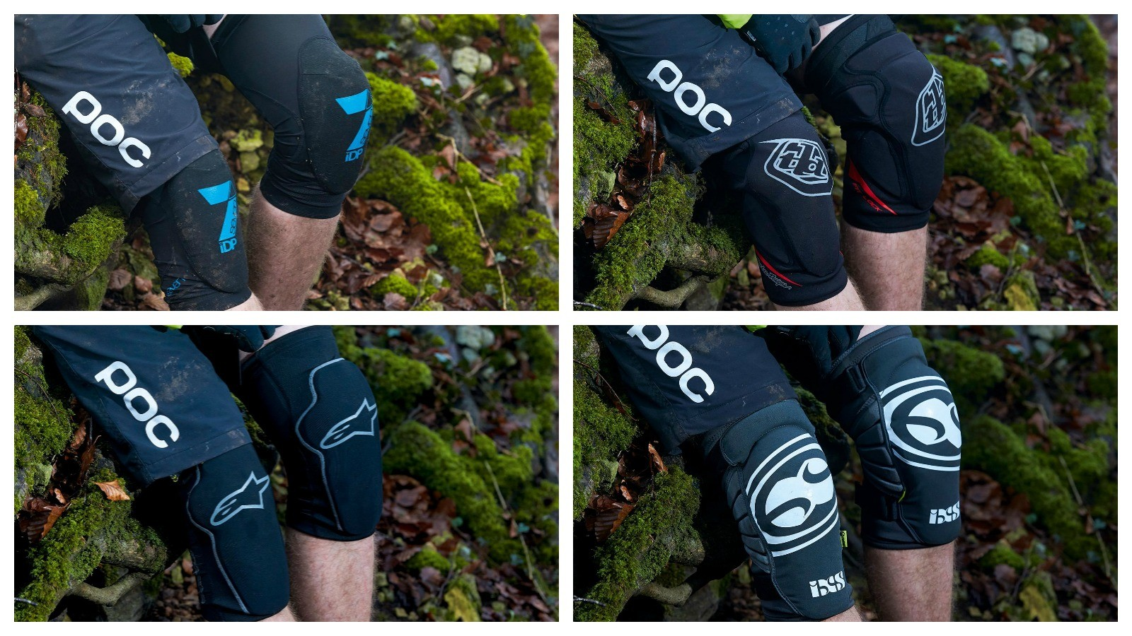Keep your knees in good nick with some impact protection