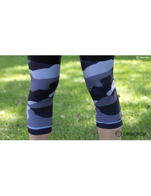 Knee warmers also help protect your knees from injury