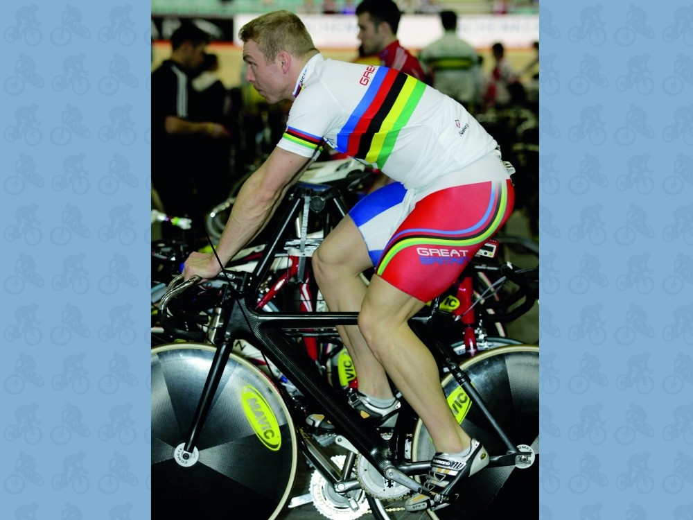 For cyclists a warm-up and warm-down may be more beneficial than stretching