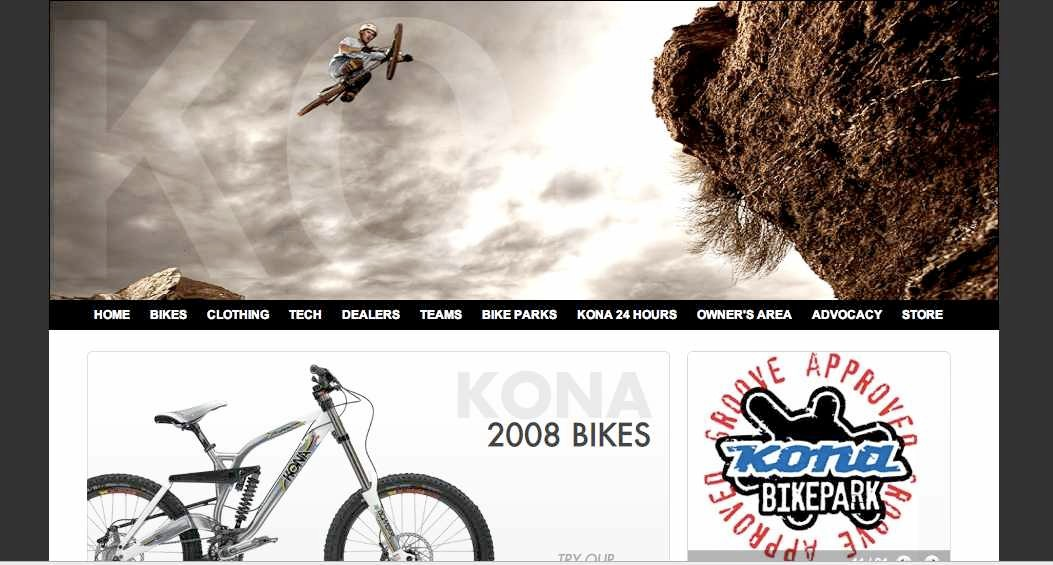 Kona Bicycle partnering with IMBA for 2008 Epic Ride events.