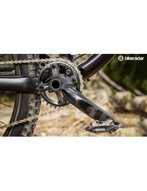 Weighty cost-saving SRAM cranks do the Process few favours