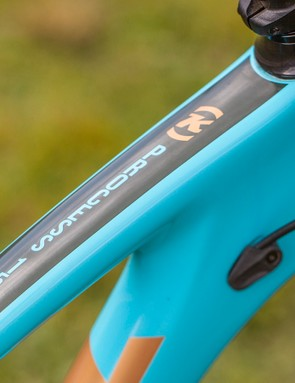 The detailing is slick throughout on the carbon Process frames, but these are not featherweight carbon whippets: they've been designed to take a hammering