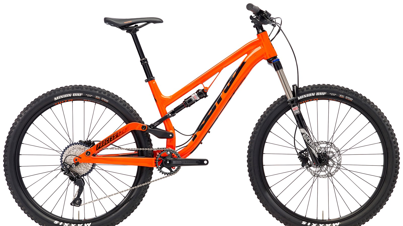 It's exciting to see brands offering well proportioned and well sepc'd affordable bikes. As an all round trail bike, the Process 134 SE looks bang on the money, at £1,899