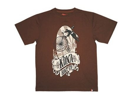 Kona Top Hat T-Shirt