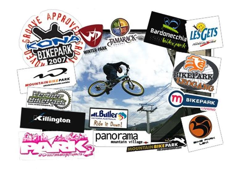 More Kona Bike Parks for 2008
