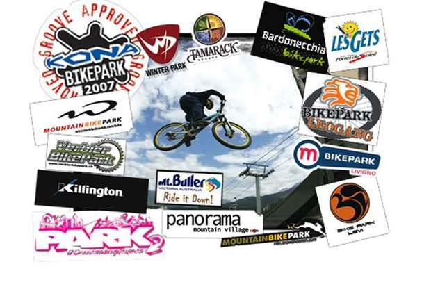 More Kona Bike Parks for 2008