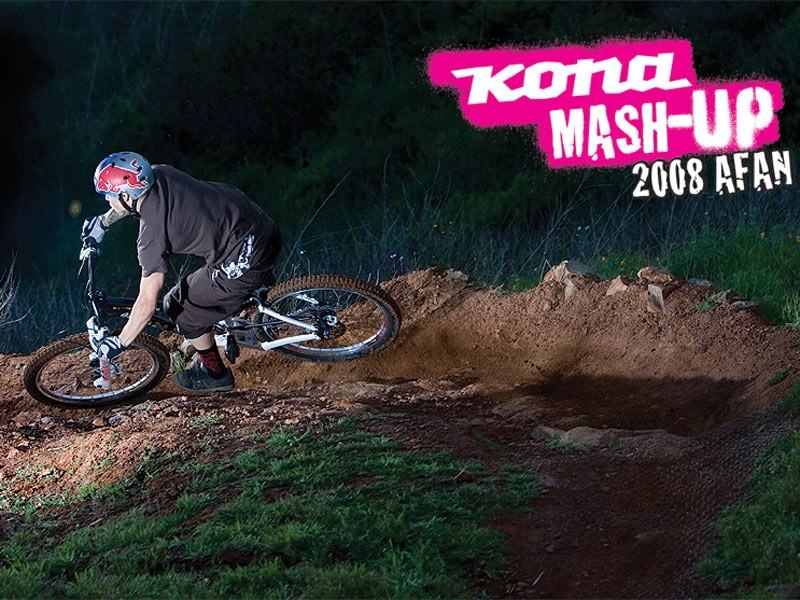 Kona Mash-Up powered by MBUK mountain bike event