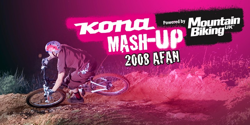It's time to mash it up!