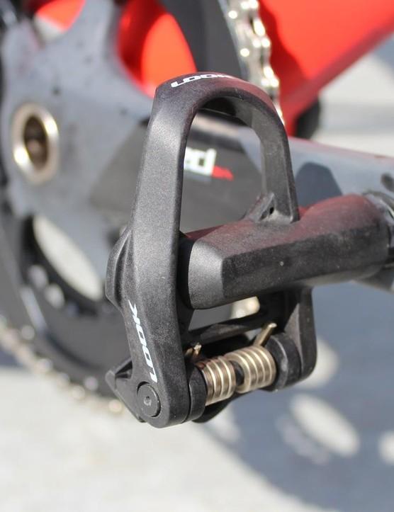 Look Keo Max 3 Carbon pedals