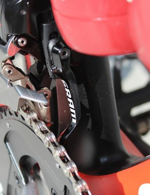 SRAM has its own chain catcher