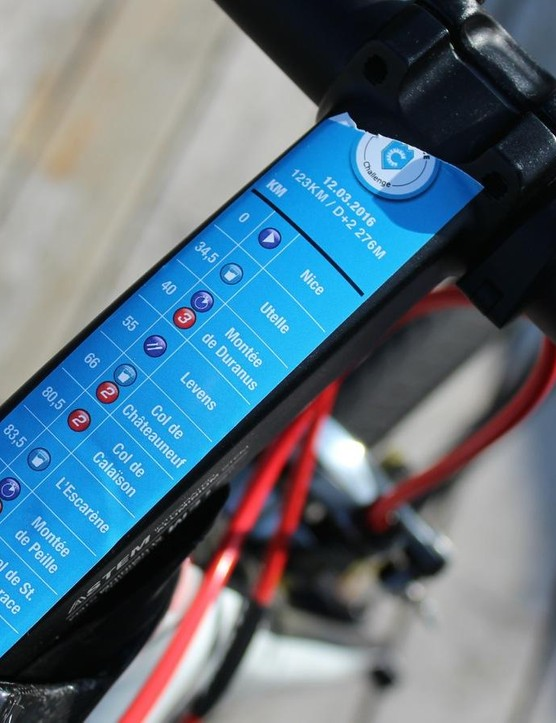 We tested the wheels in the inaugural Paris-Nice Challenge, a sportif held on the course of stage 7 of Paris-Nice