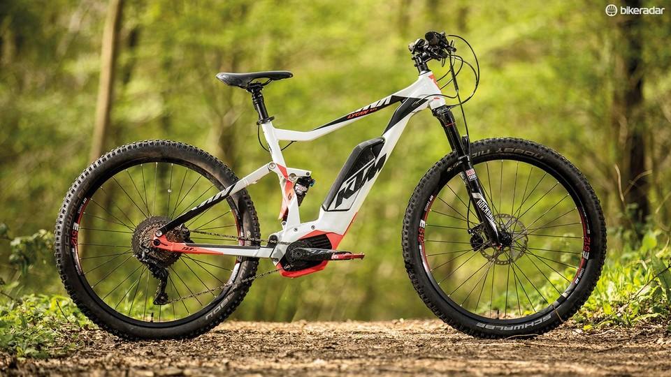 96414620892 KTM Macina Lycan 273 e-MTB review - BikeRadar