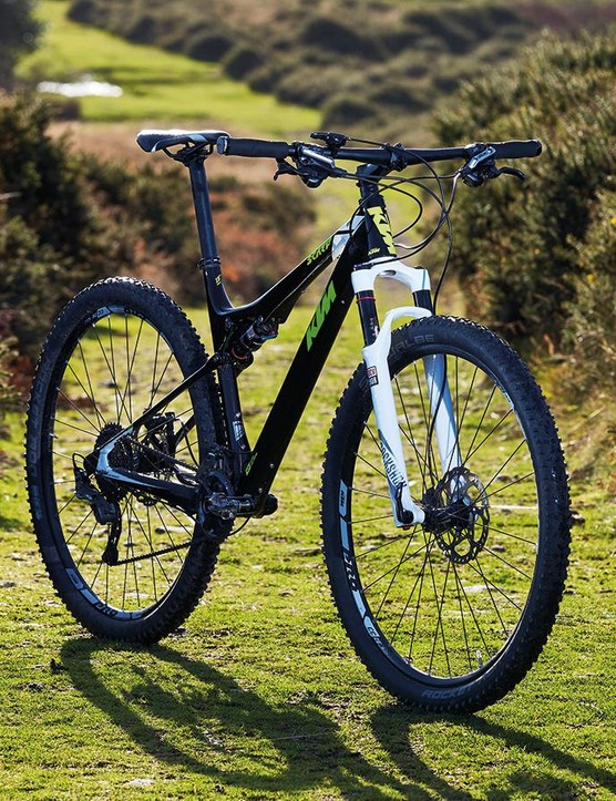 The RockShox Reba RL fork comes with a remote lockout but you'll have to add your own for the rear shock
