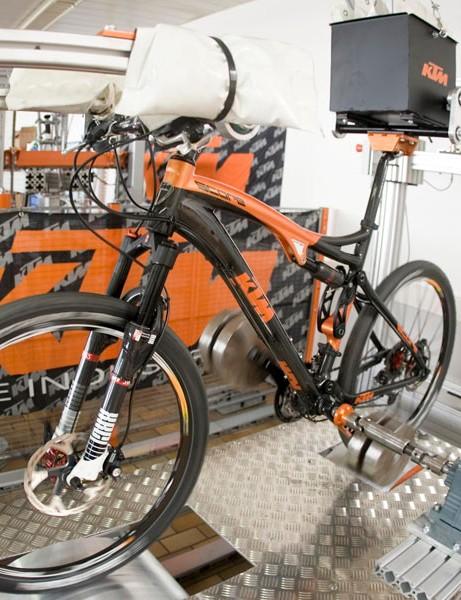 KTM to launch mountain bike range in the UK