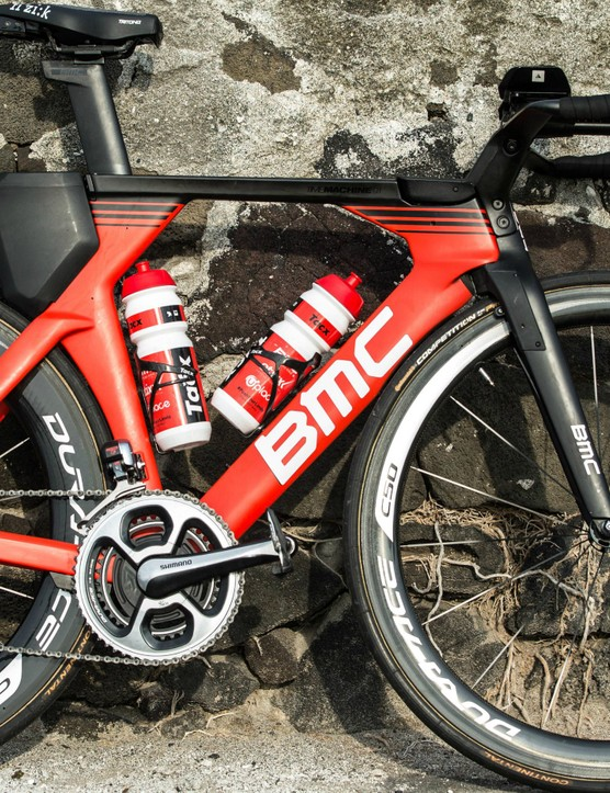BMC's new Timemachine is designed for triathletes, but looks remarkably… normal
