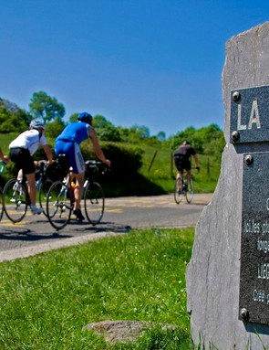La Doyenne lives up to her name with plenty of history – ride the route of Liege-Bastogne-Liege in late April