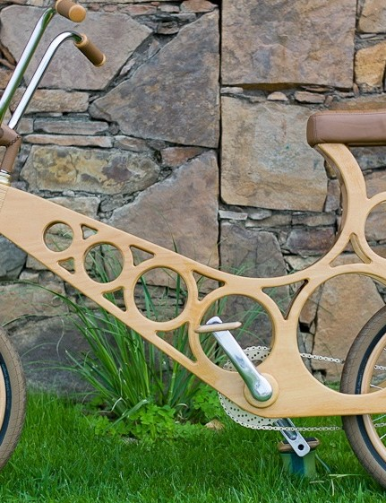 Is this the most stylish wooden bike out there?