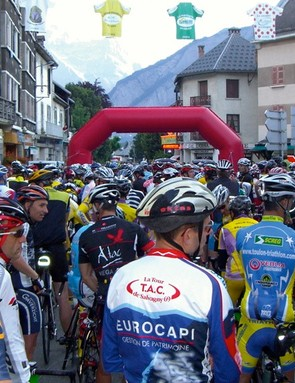 France's La Marmotte is one of the original sportives