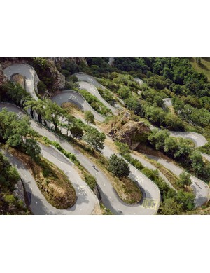 Lacets de Montvernier – pretty by name, pretty by nature
