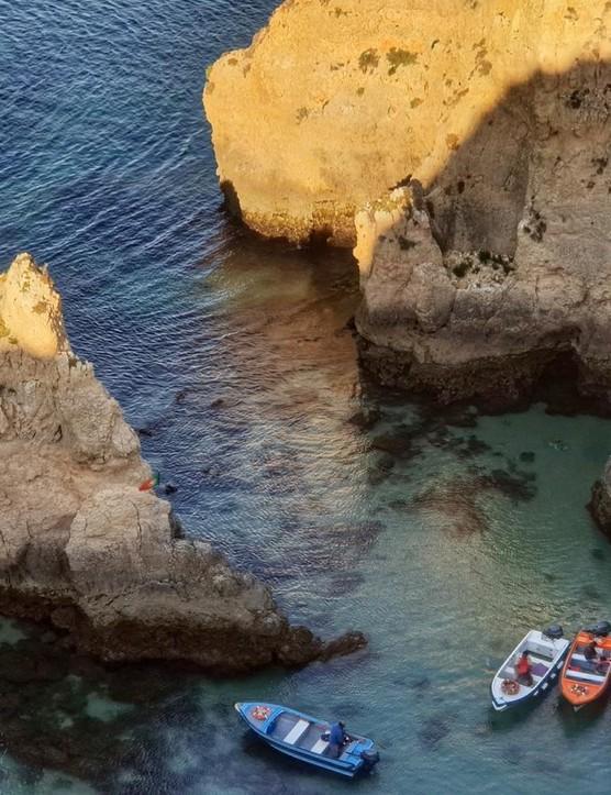 Lagos cliffs