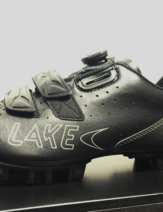 Lake has also released a new mountain bike shoe for general purpose, the Lake MX168