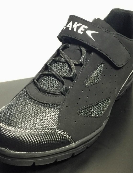 The MX80 is a leisure/commuter shoe from Lake