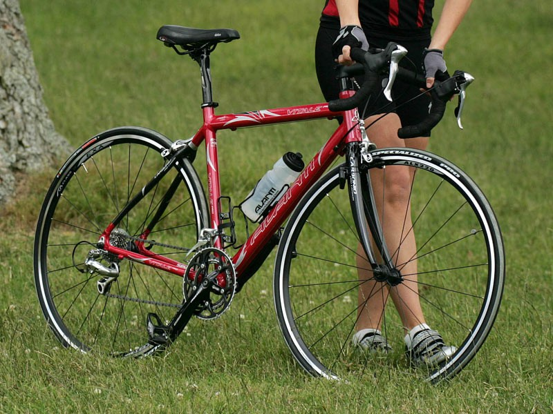 Cycle training increases participants' confidence on the roads.