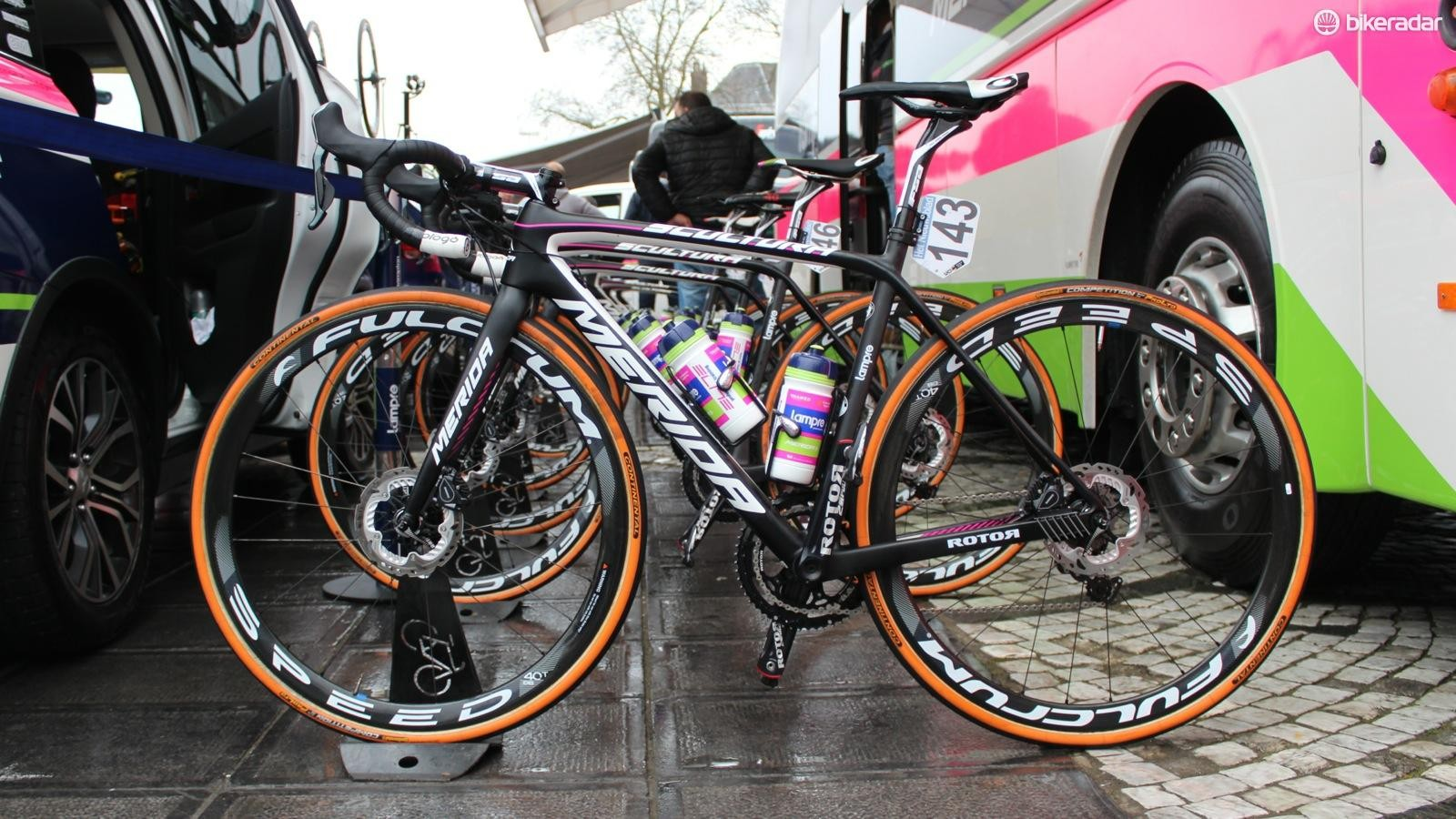 We're looking forward to seeing disc brakes return to the pro peloton in 2017