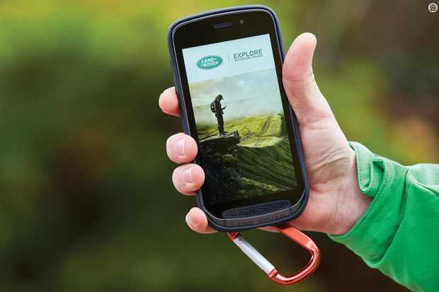 Land Rover Explore Smartphone review - GPS Devices - GPS