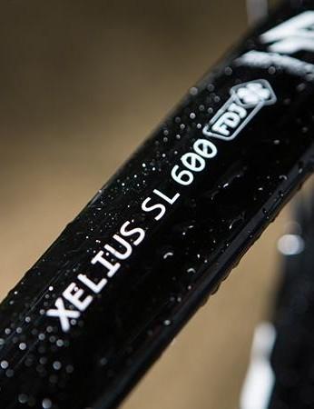 The Xelius SL 600 comes in FDJ team colours