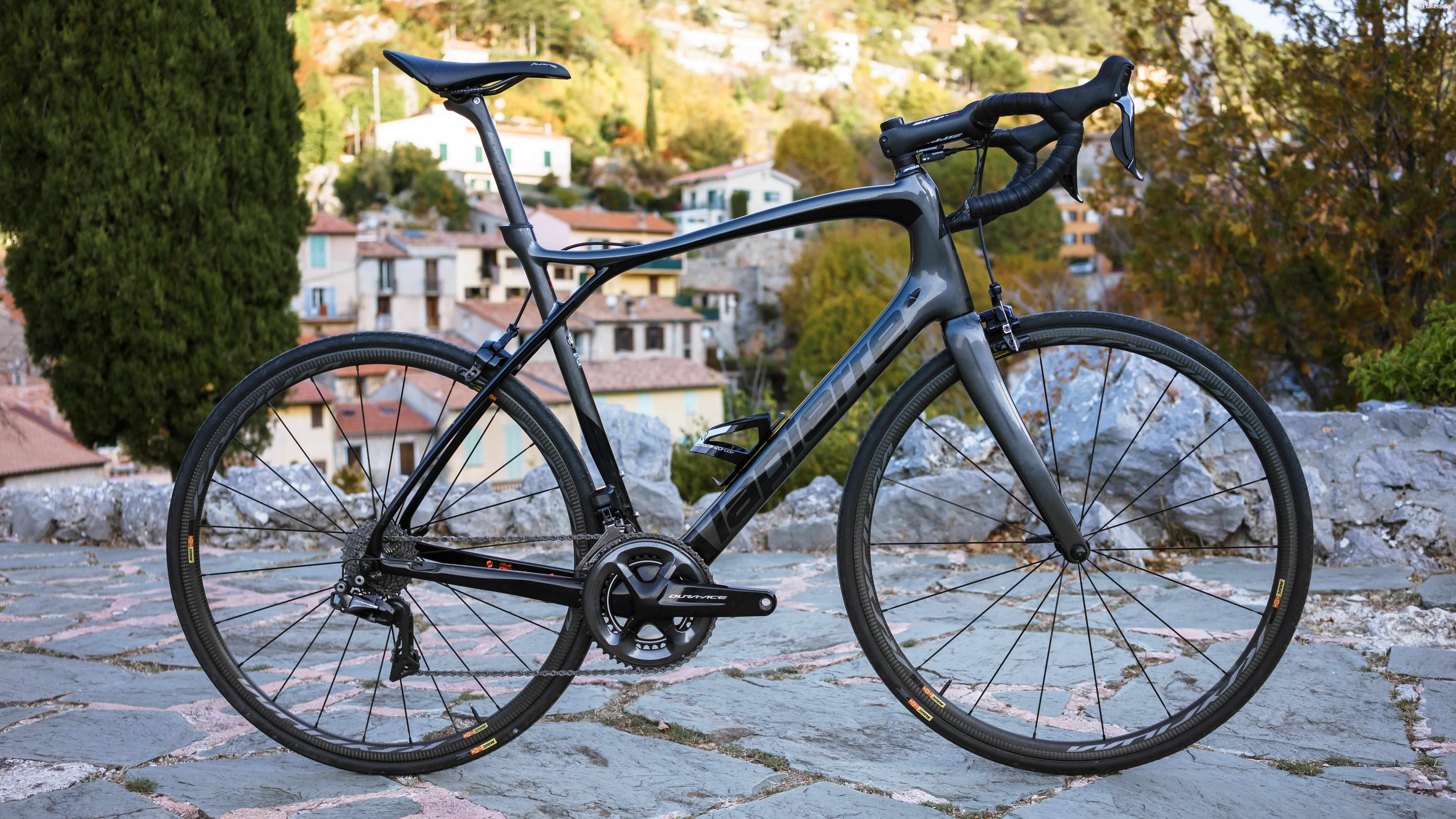 The Lapierre Pulsium is designed for long days on the road