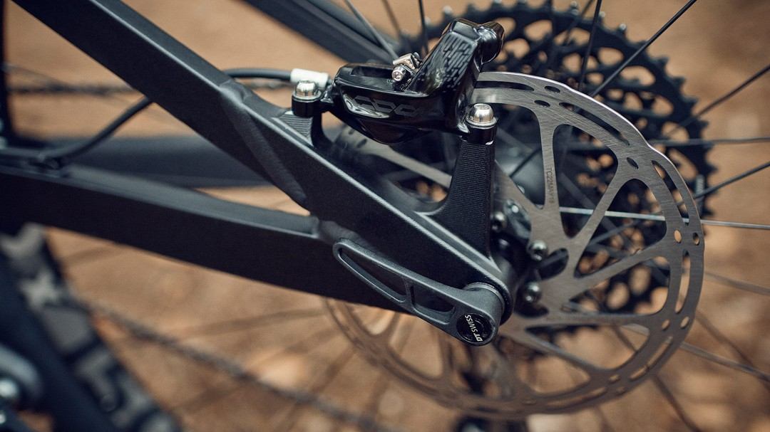 These have to be some of the nicest machined brake mounts we've seen