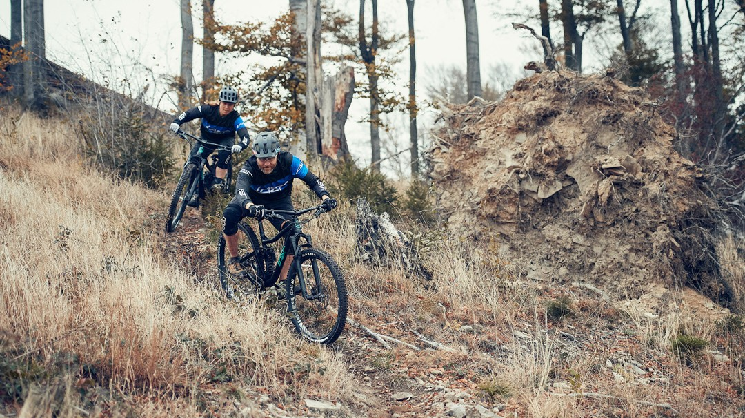 Trail, enduro, just ride what you want