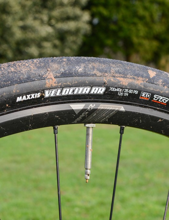No one tyre can do it all, but the Velocita is a good all-rounder
