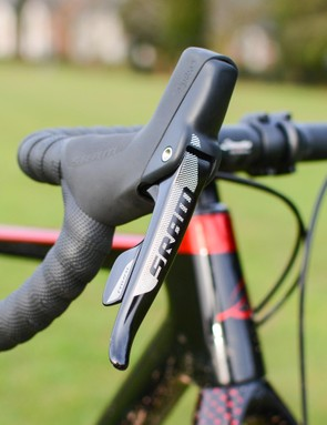 SRAM Rival 1 is a familiar sight on gravel machines