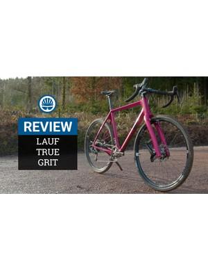 Lauf's True Grit gravel bike