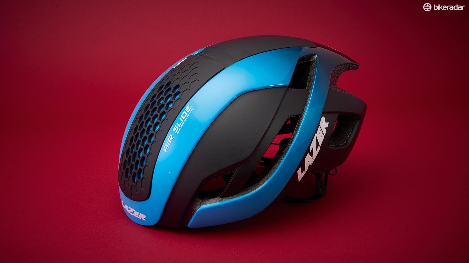 The Lazer Bullet aero helmet