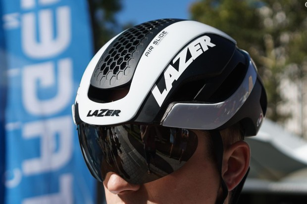 Lazer has debuted the new 2.0 version of the Bullet, its signature all-round aero helmet