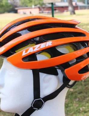 Lazer sells the LifeBEAM as a complete helmet, or as an add-on kit for the Z1, Blade or Magna