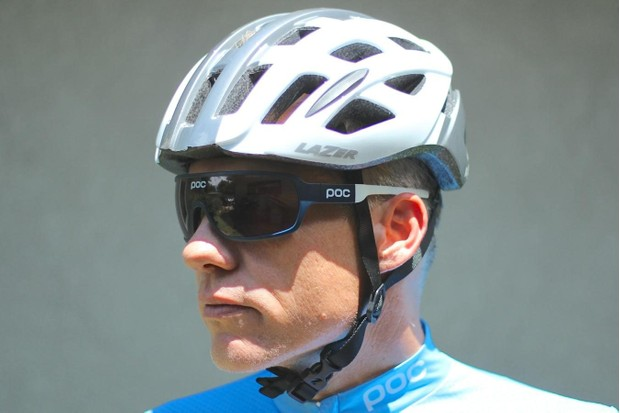 The Lazer Tonic is styled more like a high-end helmet than a budget option