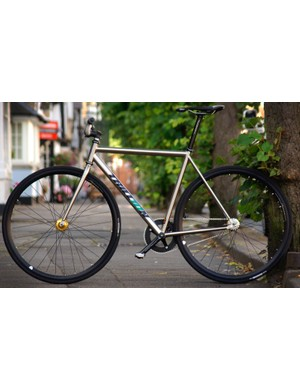 Liberty Trillion Cycles has big plans to bring premium bike building back to the Midlands, starting with a singlespeed called the Node