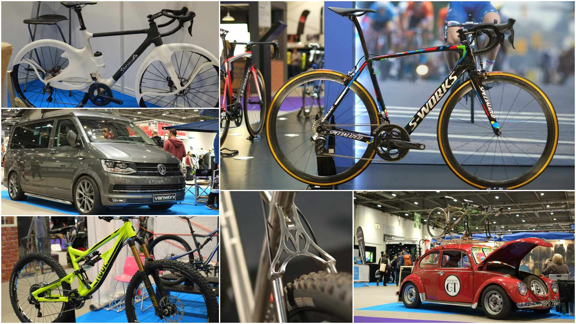 London Bike Show 2016 gallery