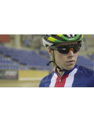 Solos worked with USA Cycling's riders to determine exactly what athletes need from smart sunnies